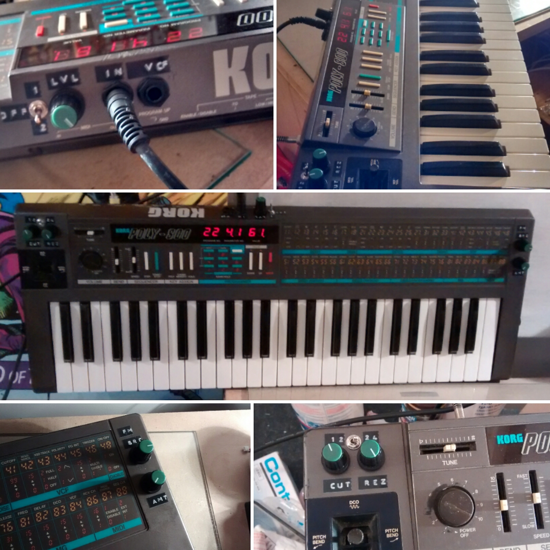 synth modification